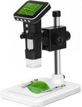 B-Tech Pro Microscoop Met HD Tft-Scherm 500x Zoom