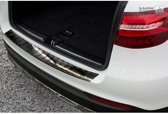 Avisa Zwart RVS Achterbumperprotector Mercedes GLC 5-deurs 2015- 'RIbs'