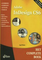 Het complete boek - Adobe indesign cs6