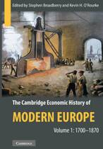 The Cambridge Economic History of Modern Europe
