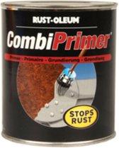 Rustoleum Blik Anti-Roest Primer - Rood - 250 ml