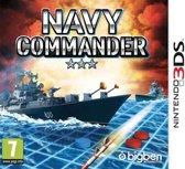 Navy Commander - 2DS + 3DS