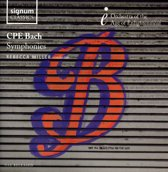 Orchestra Of The Age Of Enlightenme - Cpe Bach: Symphonies