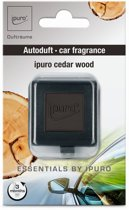 Ipuro Cedar Wood Auto Parfum 1 st.