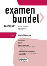 Examenbundel Aardrijkskunde - VWO 2010/2011