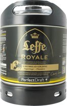 Leffe Royale - Tapvaatje Perfect Draft - 600 cl