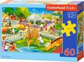 Zoo Visit - 60 stukjes