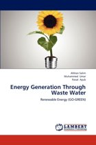 Energy Generation Through Waste Water