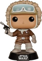 Pop! Movies: Star Wars - Han Solo Hoth Outfit Limited Edition