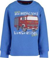 Blue Seven Jongens Sweatshirt - blauw - Maat 116