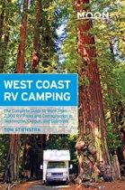 Omslag van 'Moon West Coast RV Camping'
