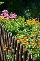 Lovely Flower Garden Journal