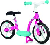 Smoby - Roze loopfiets confort girl