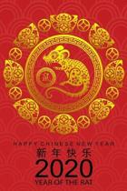 2020 Chinese New Year: Year Of the Rat