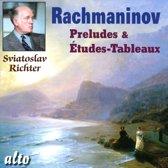 Rachmaninov:  Preludes/Etudes-Tableaux