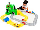 Little Tikes Peak Road n Rail Set