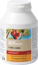 TS Products - Camu Camu - 120 capsules