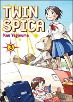 Twin Spica, Volume: 03