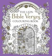 The Lion Bible Verses Colouring Book