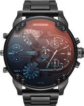 Diesel Zwart Mannen Horloge DZ7395