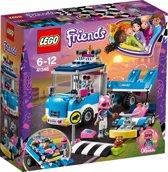 LEGO Friends Kart Onderhouds- en Reparatietruck - 41348