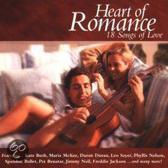 Heart Of Romance - 18 Songs Of Love