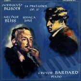 Busoni 24 Preludes Op.37