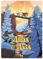 De sage van Atlas en Axis 2 - Het oorsprongmysterie
