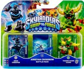 Figurines Skylanders SWAP FORCE Battle Pack Arkeyan Crossbow