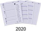 Kalpa 6237-20 Pocket-Junior organiser week agenda NL 2020