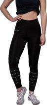 Beastfull® Fitness legging - High waist - Zwart - Dames - Maat S