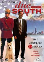Due South - Seizoen 1