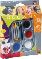 SES Clowny schmink set 1