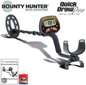 Bounty Hunter Quick Draw Metaaldetector VOORJAARSACTIE