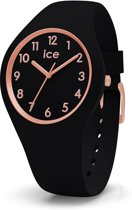 Ice-Watch IW014760 Horloge - Siliconen - Zwart - Ø 35,5mm