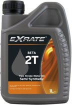 Exrate 2 Takt Olie Semi-Synthetisch - 1 Liter