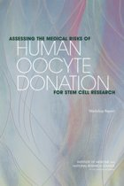 Assessing the Medical Risks of Human Oocyte Donation for Stem Cell Research
