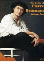 The Guitar of Pierre Bensusan, Volume 1