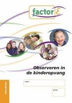 Factor-E SAW niv. 3 en 4 Training werkboek
