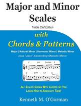 Major and Minor Scales with Chords and Patterns