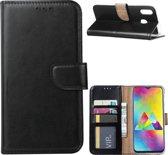 Xssive Hoesje voor Samsung Galaxy M20 - Book Case - Zwart