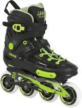 Playlife Inline Skates Legion Zwart/groen Maat 39