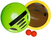 Outdoor active Bounceball Game, 2 PVC Ballen + 2 Rackets