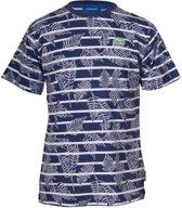 Someone Jongens t-shirts & polos Someone T-shirt blauw 122