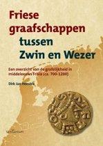 Friese graafschappen tussen Zwin en Wezer