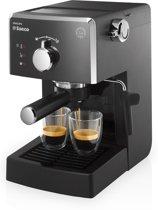 Saeco Poemia HD8423/11 - Handmatige espressomachine - Zwart