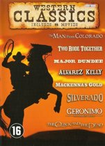 Western Classics Collection - 8-DVD Box Set