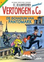 Vertongen & Co 19 - De schaduw van Fantomark