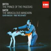 Britten: The Prince of the Pagodas; Bartok: The Miraculous Mandarin