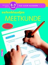 Tijd voor huiswerk - Oefenblaadjes Meetkunde 8-9 jaar